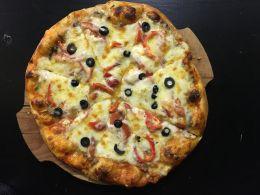 Пиццапури по-грузински