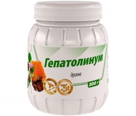 Драже «ГепатоЛинум» (300 гр)