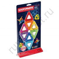 Магнитный конструктор MAGFORMERS 701002 Треугольники 8 деталей