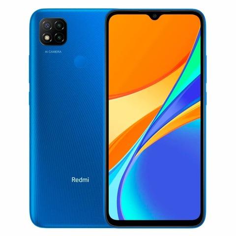 Xiaomi Redmi 9C Blue 32Gb