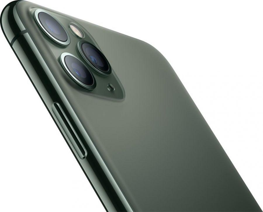 iPhone 11 Pro, 256 ГБ, Тёмно-зелёный