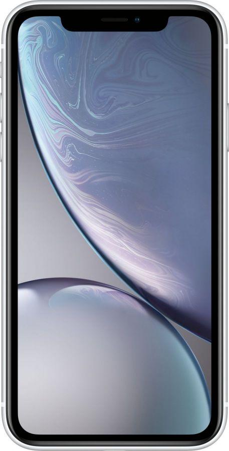 iPhone Xr, 128 ГБ, Белый