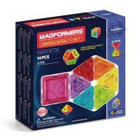 Магнитный конструктор MAGFORMERS 714001 Window Basic 14 set