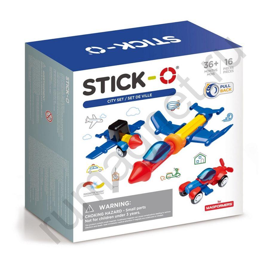 Конструктор STICK-O 902003 City Set