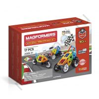 Магнитный конструктор MAGFORMERS 707019 Amazing Transform Wheel Set