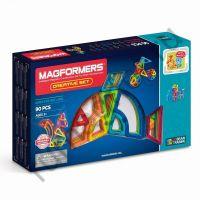 Магнитный конструктор MAGFORMERS 703004 Creative 90