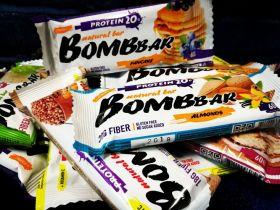 BOMBBAR протеиновый батончик 60грамм
