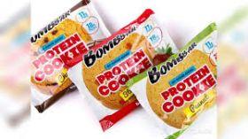 BOMBBAR протеиновое печенье 60грамм
