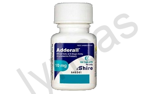 adderall real name