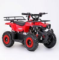 Mowgli Mini Hardy 4T Квадроцикл бензиновый красный 6
