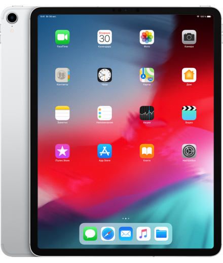 Apple iPad Pro 12.9 (2018) 256Gb Wi-Fi+Cellular