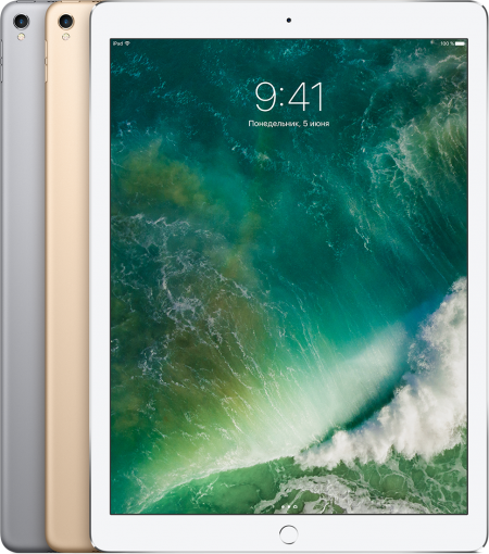 Apple iPad Pro 12.9 (2017) 256Gb Wi-Fi LTE