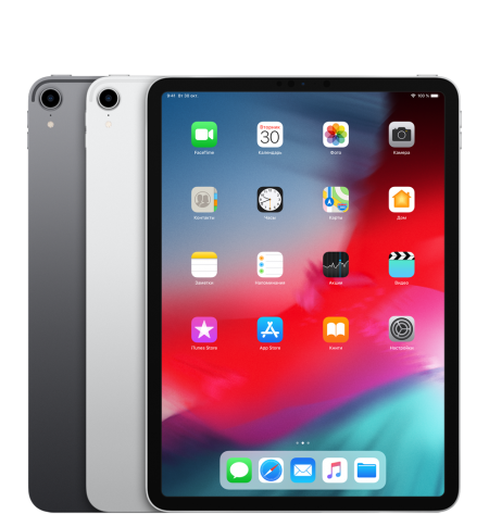 Apple iPad Pro 11 (2018) Space Gray 512Gb Wi-Fi
