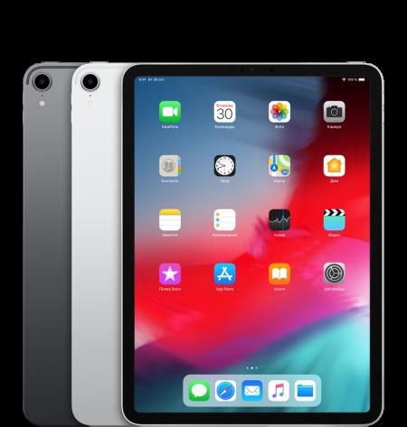 Apple iPad Pro 11 (2018) Space Gray 512Gb Wi-Fi
