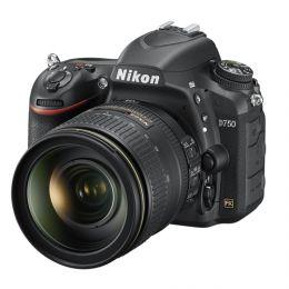 Nikon D750 Kit 24-120mm f/4G VR
