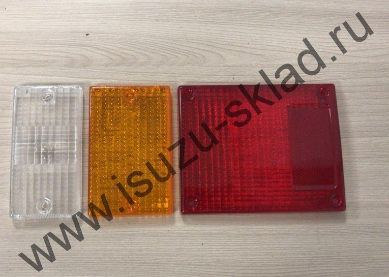 Стекла фонаря заднего правого комплект NQR71/NQR75/NPR75/NQR90/NMR85/NLR85