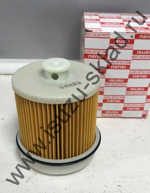 Фильтр топливный тонкой очистки (4JJ1/4HK1/6HK1) NQR90 / NLR85 / NMR85 / NPR75 (Оригинал)