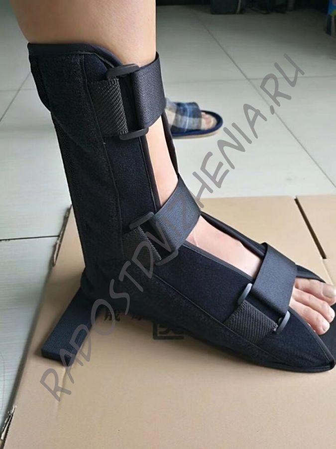 Ортопедические корректирующие ботинки для детей и взрослых.