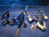 7150 Лего Tie Fighter против Y-Wing