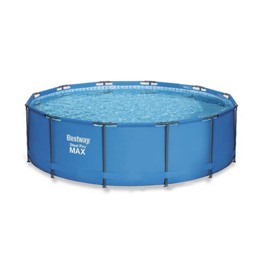 Каркасный круглый бассейн Bestway 15428 (366х133)
