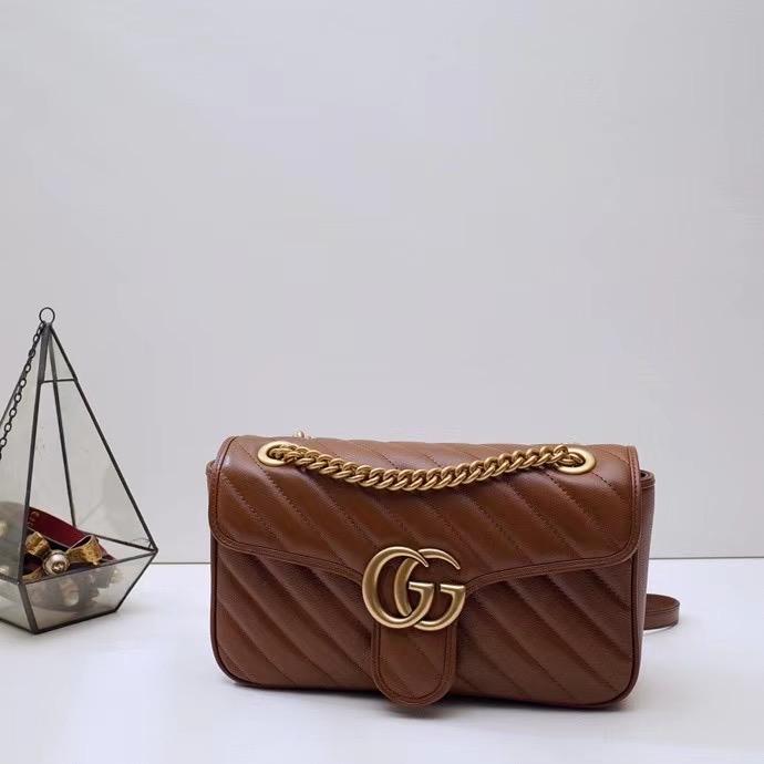 Gucci Marmont GG 26x15x7 cm
