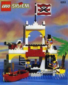 6263 Лего Имперский бастион