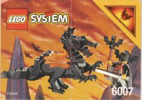 6007 Лего Дракон Повелителя летучих мышей
