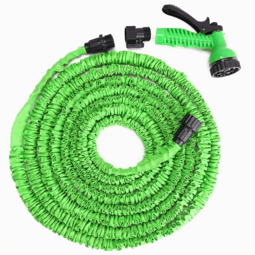 Шланг Xhose (Икс Хоуз) с распылителем, зеленый
