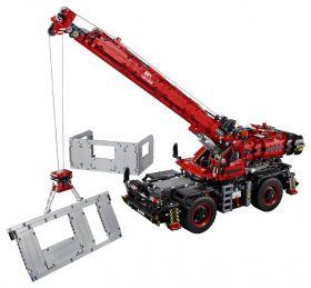 42082 Лего Подъемный кран