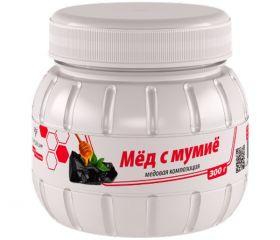 Мёд с мумие (300 гр)