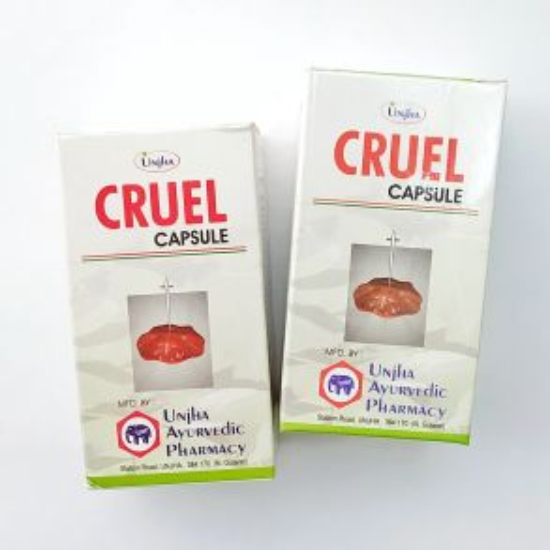 Круэль   Cruel   30 капс.   Unjha