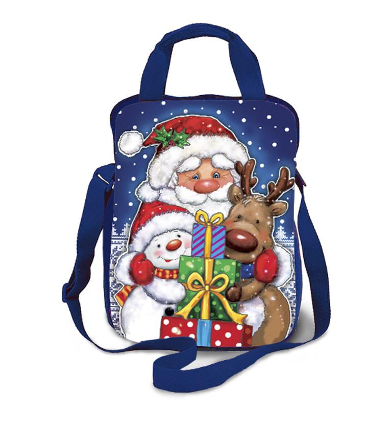 Рюкзак-сумка Друзья 2000 грамм синий