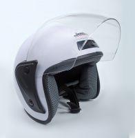 Шлем открытый Jiekai 202 white фото 2