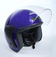 Шлем открытый Jiekai 202 blue фото 2