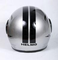 Шлем интеграл Helmo Double Glass Silver фото 4