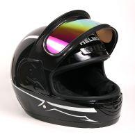 Шлем интеграл Helmo Double Glass Silver фото 6
