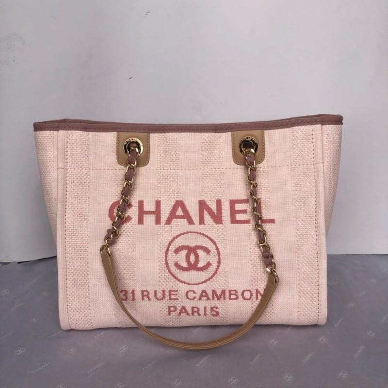 Пляжная сумка Chanel Cabas Ete Размер: 34 см