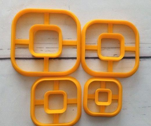 Каттеры для полимерной глины №7