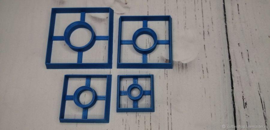 Каттеры для полимерной глины #27