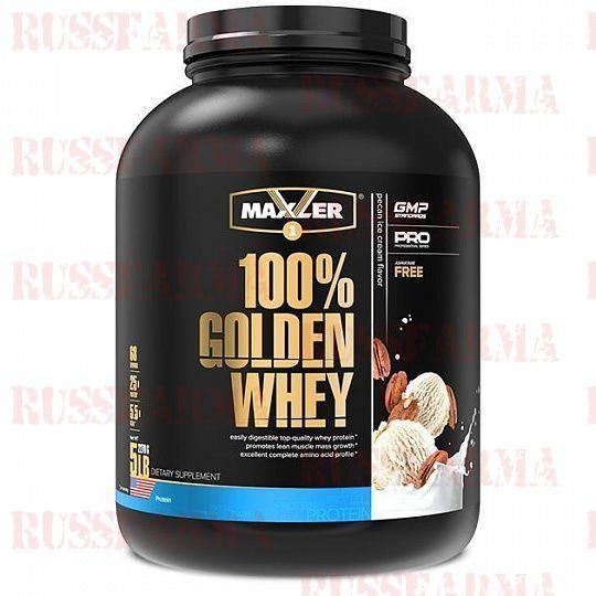 Голд Сывороточный протеин 2270 гр.