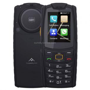 Мобильный телефон AGM M7 4G IP68 2500мАч Android 8.1 MT6739V