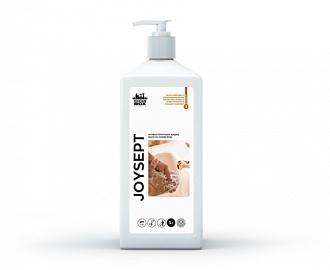 Антибактериальное жидкое мыло Joy Sept на основе йода