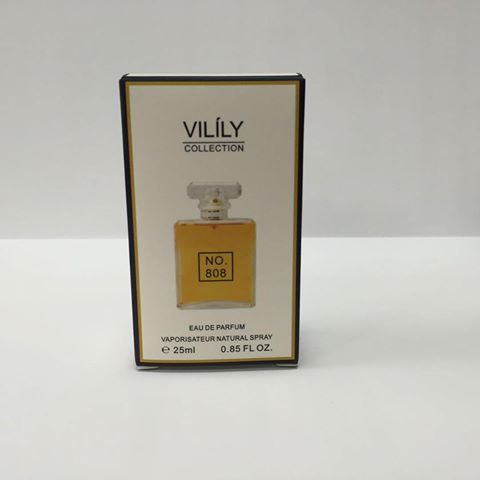 Арабские духи Vilily Collection № 808, 25 ml