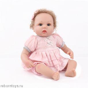 """Кукла реборн """"Фиона"""""""
