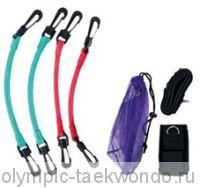 Эластичный шнур, резина, эспандер для ног