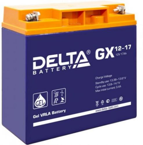 Аккумуляторная батарея GX 12-17