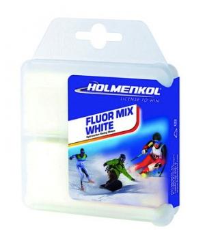 Holmenkol Fluormix WHITE, 2х35г
