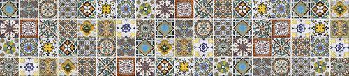 Кухонный фартук ТОР 30 - Марокканская плитка