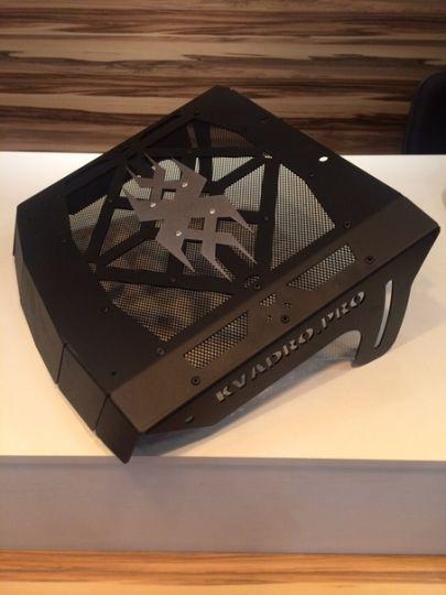 Вынос радиатора для CFMOTO X8