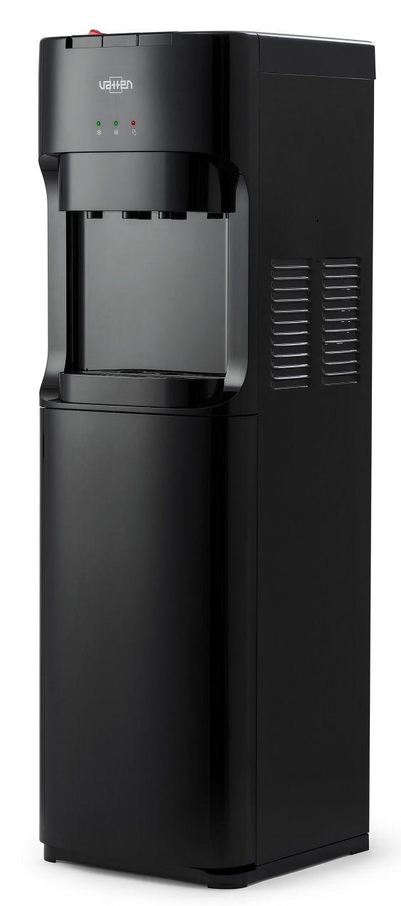 Кулер для воды VATTEN V45NKB  с холодильником